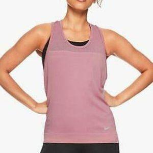 Nike Tops - Nike Infinite Tank Top purple mesh racerback
